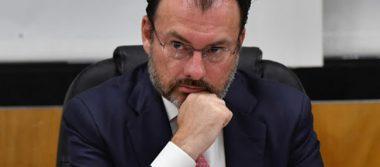 Solicitar deportación de Javier Duarte lo dejaría en libertad: Videgaray