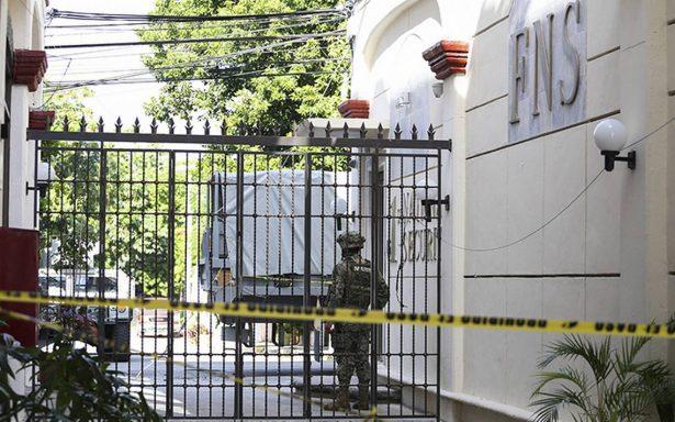 CNDH acredita irregularidades y excesos de PGR por cajas de seguridad en Cancún