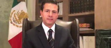 Peña Nieto se reúne con agredidos de colegio en Monterrey