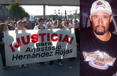 EU indemnizará a familia de mexicano muerto por agentes fronterizos