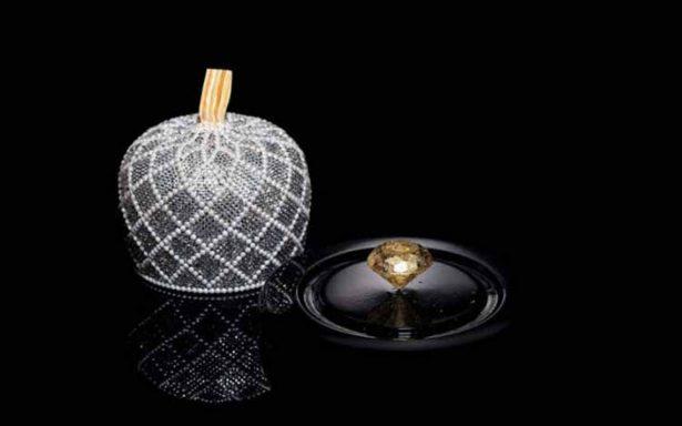Este bombón está elaborado con oro y vale más de 7 mil euros, ¿se te antoja?