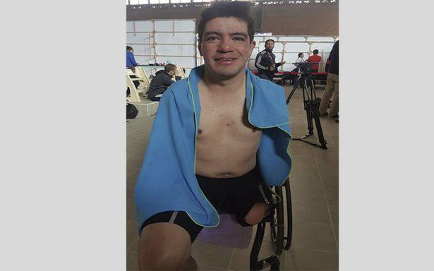 Juan Ignacio Reyes, el adiós de un grande de los Paralímpicos
