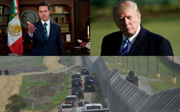 ¿Qué le dijo Peña Nieto a Trump sobre la Guardia Nacional? Este es su discurso íntegro