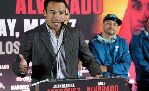 Marquez solo piensa en Cotto para su próxima pelea