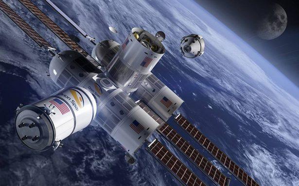 Más de 9 mdd costará hospedarse en el primer hotel espacial