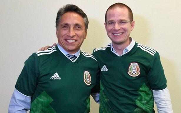 Anaya se reúne con Manuel Negrete, que busca ser alcalde de Coyoacán
