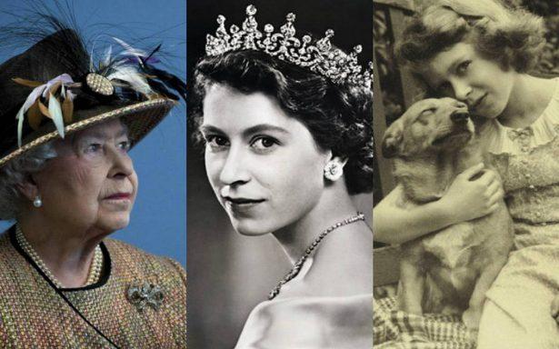 [Video] En billetes, así es la evolución de imagen de la reina Isabel