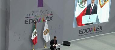 """Peña Nieto regresará a vivir al Edomex y promete """"no dar molestias"""""""
