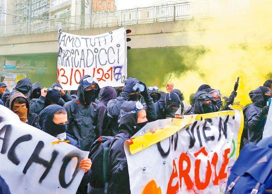 Enorme desconcierto en Francia, a una semana de la elección presidencial