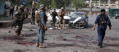 Nuevo ataque suicida deja 18 muertos y 45 heridos en Afganistán