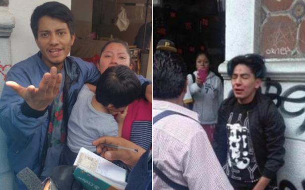 [Video] Ayudó a una madre a rescatar a su hijo pero terminó acusado de secuestrador