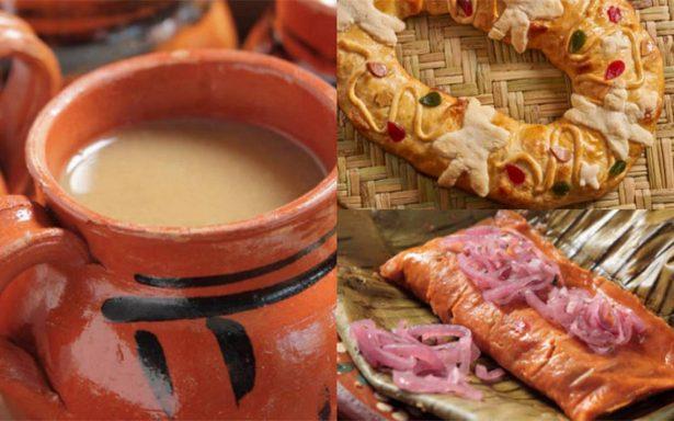 ¡Para chuparse los dedos! Lánzate al Festival de la Rosca, el tamal y el atolito