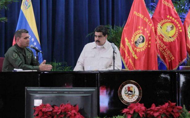 Venezuela denuncia bloqueo financiero de EU en reunión con acreedores
