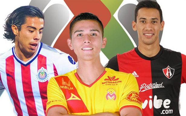La Liga MX, registró solo 10 debuts en el torneo Clausura 2018