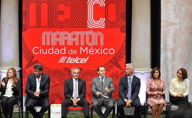 Maratón CDMX Telcel, noveno del mundo