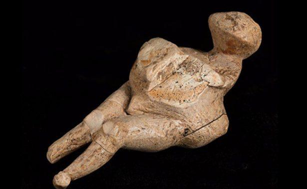 ¡Encuentran estatuilla de 23 mil años de antigüedad en Rusia!