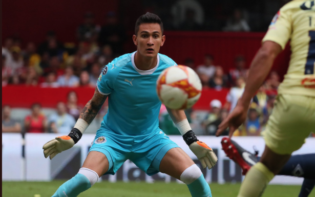 Gudiño ataja penal de último momento y Chivas saca empate ante América