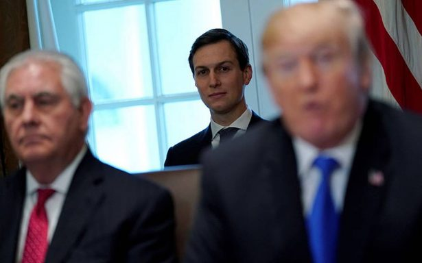 Yerno de Trump buscó pacto con Peña Nieto sobre el muro fronterizo
