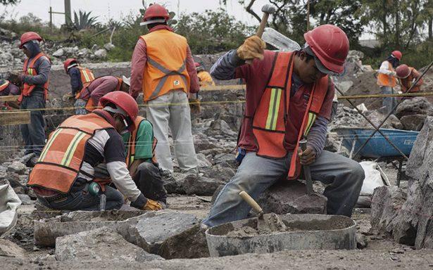En picada industria de la construcción; desciende 4.7%