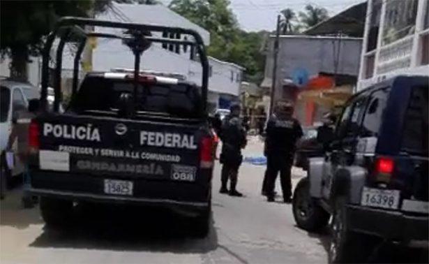 Asesinan en Acapulco a policía federal
