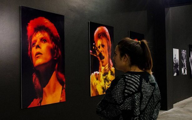 "Realidad virtual de David Bowie se integra a la muestra ""Starman"""