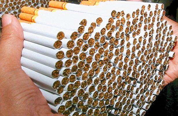 Recaudación de IEPS por cigarros disminuyó 5.8 por ciento anual en febrero: Hacienda