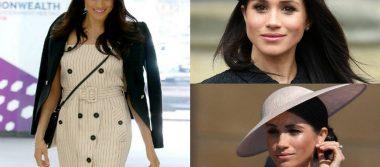 Eligen a Meghan Markle como la mujer mejor vestida de 2018