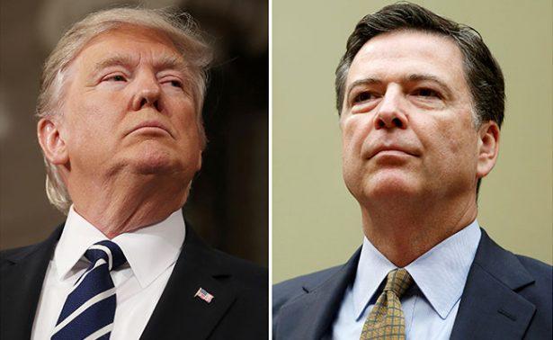 Trump afirma no tener grabaciones de pláticas con exdirector del FBI