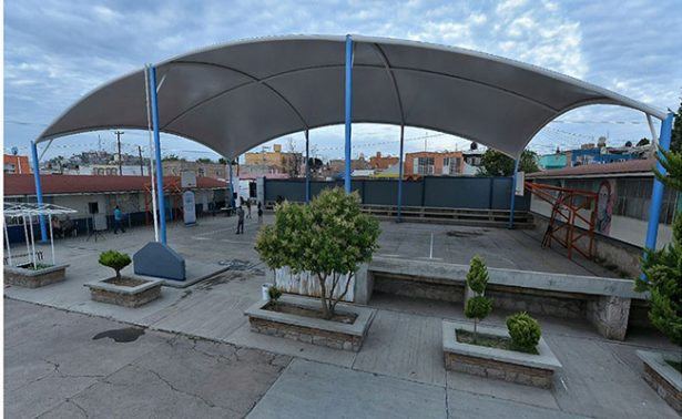 Fortalecen infraestructura educativa de Durango