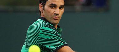 Federer comenzó con pie derecho en el Masters 1,000