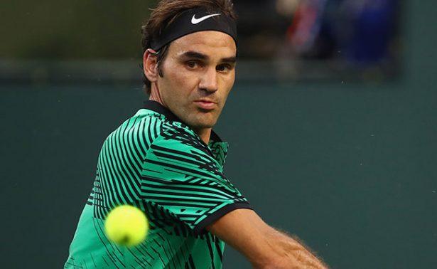 Federer, a semis  del Masters 1000 de Indian Well