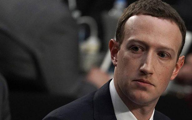 No tuvimos una visión amplia y fue mi error, lo siento:   Zuckerberg