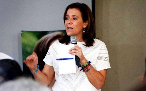 A la hora de defender a México, todos hablamos con una sola voz: Zavala a Trump