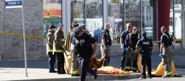 """Trudeau insta a canadienses a """"no vivir con miedo"""" tras """"ataque sin sentido"""""""