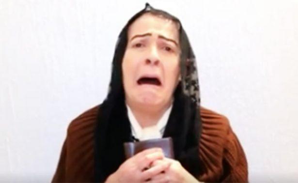 """""""Chabelita"""" explica en video cómo fue su deportación"""