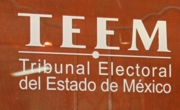 Suma el Tribunal Electoral alrededor de 130 demandas en Estado de México