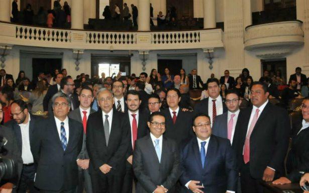 Después de cuatro meses, ALDF nombra a nueve delegados sustitutos