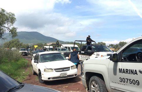 Enfrentamiento al oriente del Edomex deja 7 heridos