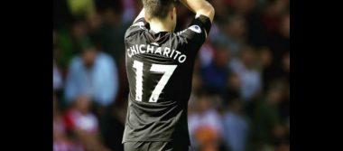 Doblete de Chicharito no sirve al West Ham y pierde