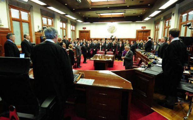 Morena busca rotación de jueces para evitar la corrupción