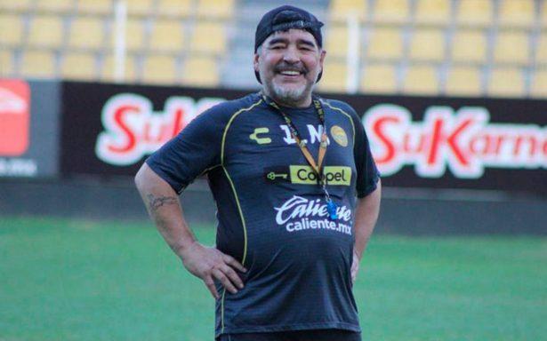 [Video] Maradona se suma a #FuerzaSinaloa ante la emergencia por inundaciones