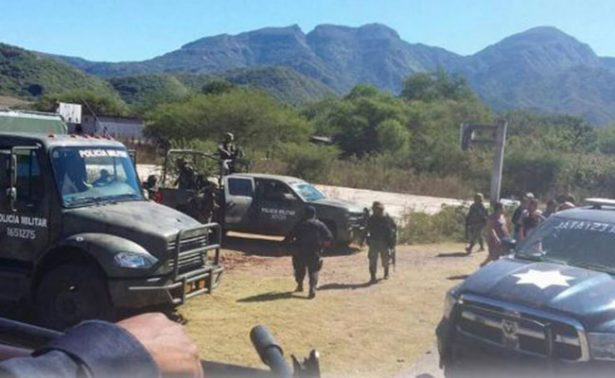 PGR confirma 5 muertos tras tiroteo en Guerrero