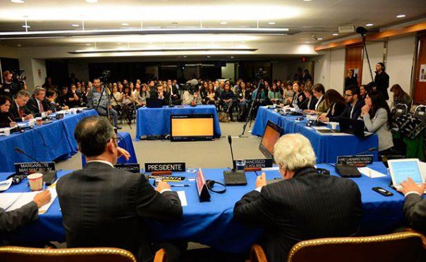 CIDH abre audiencias públicas con caso de normalistas de Ayotzinapa