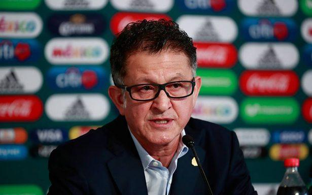 A los que no creían, gracias: Osorio tras victoria de México ante Corea