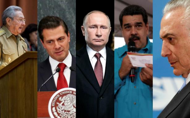 2018, año electoral que será decisivo en todo el mundo