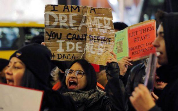 """DACA está """"probablemente muerto"""", afirma Trump"""
