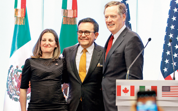 Descartan acuerdo sobre TLCAN en Lima