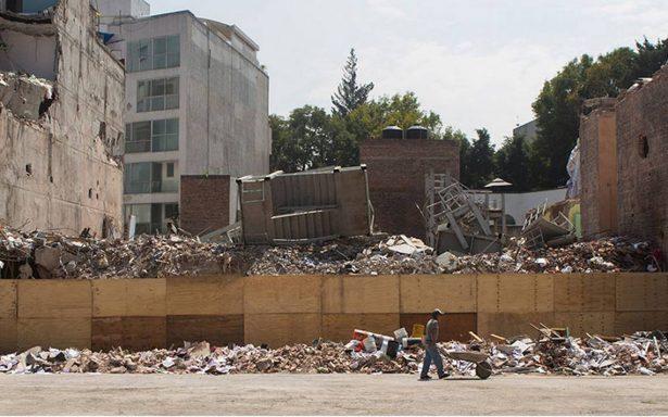 Gobierno capitalino retrasa disposiciones de la Ley de Reconstrucción