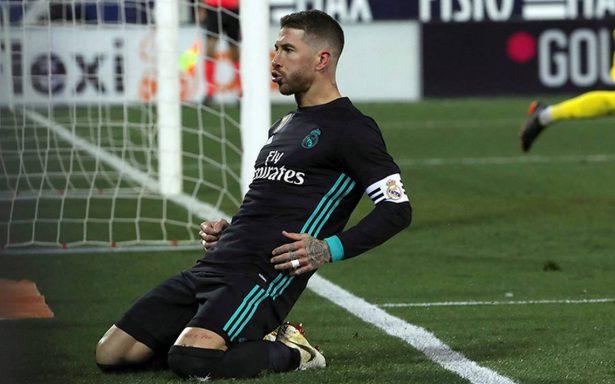 Sin Cristiano, Real Madrid venció a Leganés