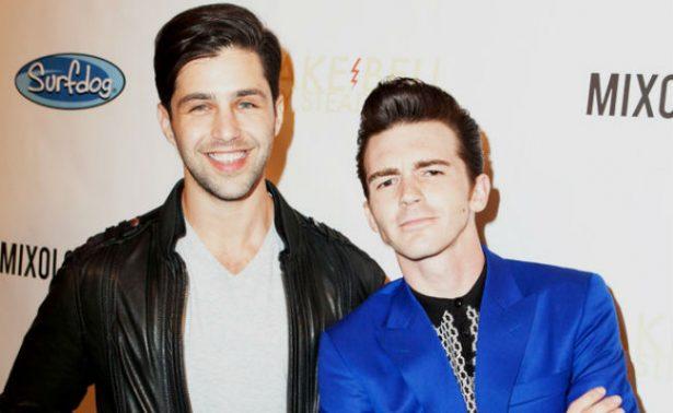 Josh contrajo matrimonio y se olvidó de invitar a su ¿amigo? Drake